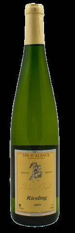 Hubert Beck, Riesling, Alsace AC, 2018 | Weißwein aus Elsass