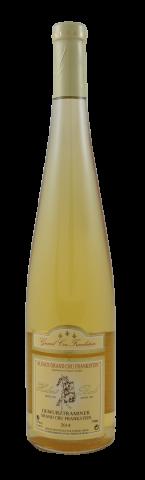 Hubert Beck, Gewürztraminer Grand Cru Frankstein   Weißwein aus Elsass