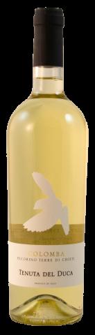 Tenuta del Duca, Colomba, Pecorino Terre di Chieti IGT | Weißwein aus Abruzzen