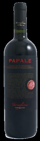 Papale, Primitivo di Manduria, DOC   Rotwein aus Apulien