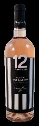 12 e mezzo, Rosato del Salento IGP | Rosé aus Apulien