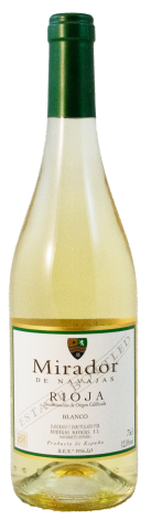 Mirador de Navajas, Blanco, Rioja DO, 2019   Weißwein aus Rioja