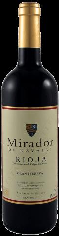 Mirador de Navajas, Rioja, Gran Reserva, 2010 | Rotwein aus Rioja