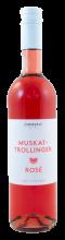 Zimmerle, Muskattrollinger, Rosé, QbA, Bio | Rosé aus Württemberg