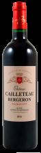 Ch. Cailleteau Bergeron Tradition Rouge, Blaye Côtes de Bordeaux AC | Rotwein aus Bordeaux