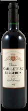 Ch. Cailleteau Bergeron Prestige Rouge, Blaye Côtes de Bx. Fûts de Chêne | Rotwein aus Bordeaux