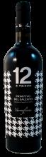 12 e mezzo, Primitivo del Salento, IGP | Rotwein aus Apulien