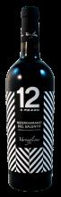 12 e mezzo, Negroamaro del Salento, IGP | Rotwein aus Apulien