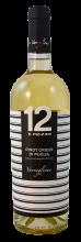 12 e mezzo, Pinot Grigio, Puglia IGP, Fashion | Weißwein aus Apulien